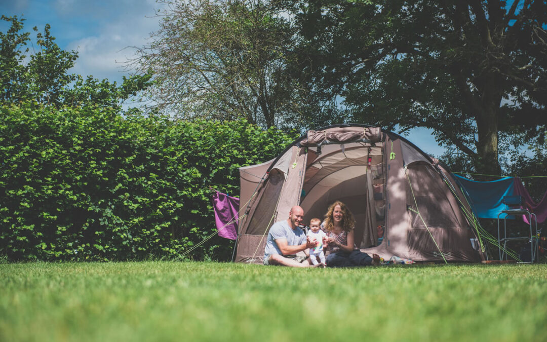 How camping gear can save the world