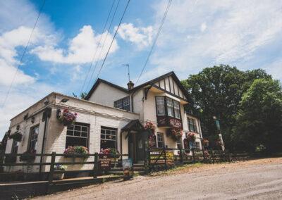 The Red Shoot Inn