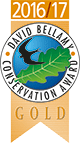 David Bellamy Gold Conservation Award