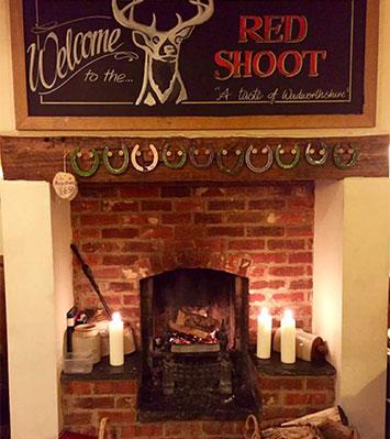Red Shoot Pub