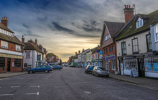 Ringwood Marketplace - Photo courtesy Nick Lucas